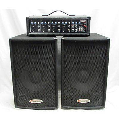 Harbinger HA120 Sound Package