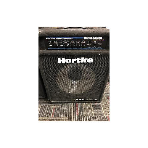 HA1200 Bass Combo Amp