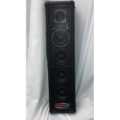Harbinger HA300 Portable PA System Powered Speaker