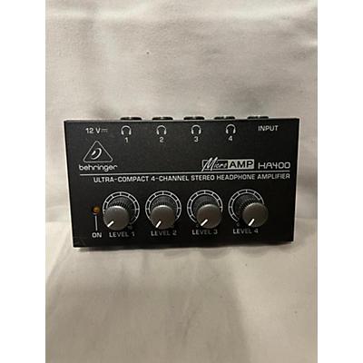 Behringer HA400 Headphone Amp