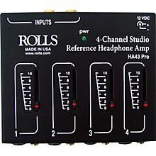 Open BoxRolls HA43 Pro Stereo Headphone Amp