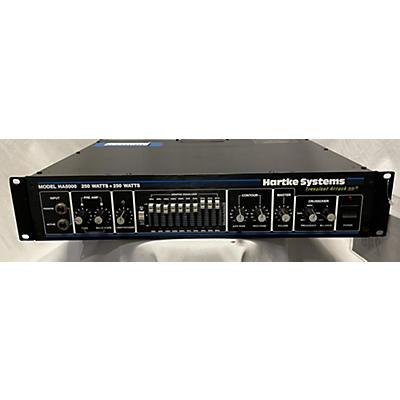 Hartke HA5000 Bass Amp Head