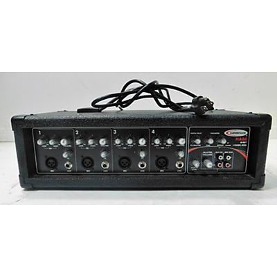 Harbinger HA60 Mixer Powered Mixer