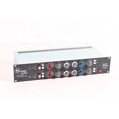 Heritage Audio HA73EQX2 Dual-Channel Full Rack Mic Pre with EQ