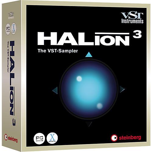 Steinberg HALion 3.1 Sampler Software Educational Edition