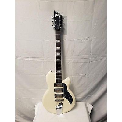 Supro HAMPTON Solid Body Electric Guitar