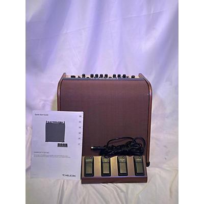 TC Helicon HARMONY V100 Guitar Combo Amp