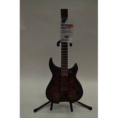 Agile HAWKER HEADLESS 624 Solid Body Electric Guitar