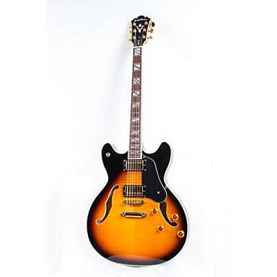 Washburn HB35 Semi-Hollow Electric Guitar