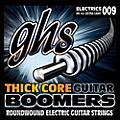 GHS HC-GBXL Thick Core Boomers Extra Light Electric Guitar Strings (9-43) thumbnail