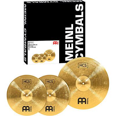 "Meinl HCS 14""/18"" Cymbal Set"