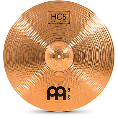 Meinl HCS Bronze Heavy Ride Cymbal