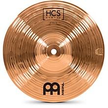 HCS Bronze Hi-Hat Cymbals 10 in.