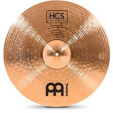 Meinl HCS Bronze Medium Heavy Ride Cymbal