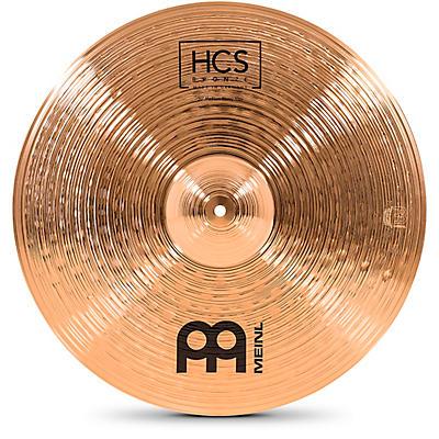 MEINL HCS Bronze Medium Heavy Ride Cymbal