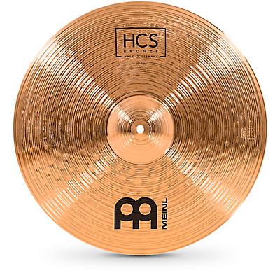 Meinl HCS Bronze Medium Ride Cymbal