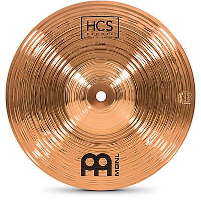 Meinl HCS Bronze Splash Cymbal