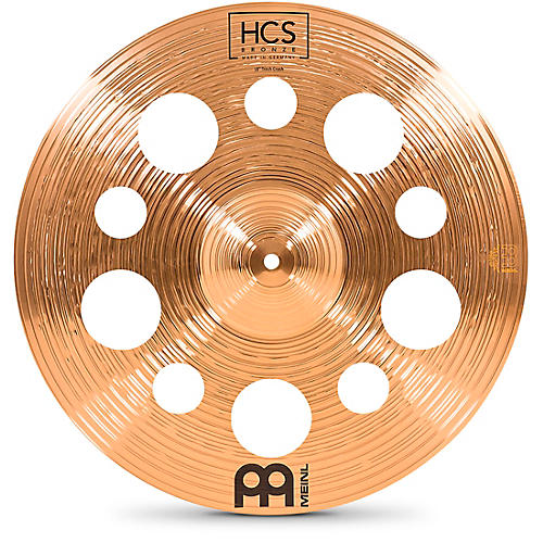 Meinl HCS Bronze Trash Crash Cymbal 18 in.