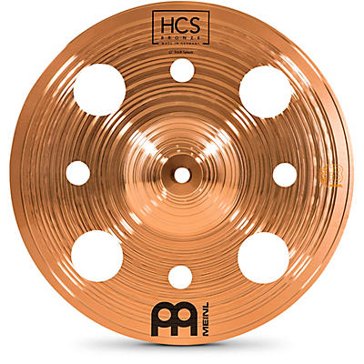 Meinl HCS Bronze Trash Splash Cymbal