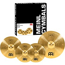 Meinl HCS Complete Cymbal Set-Up