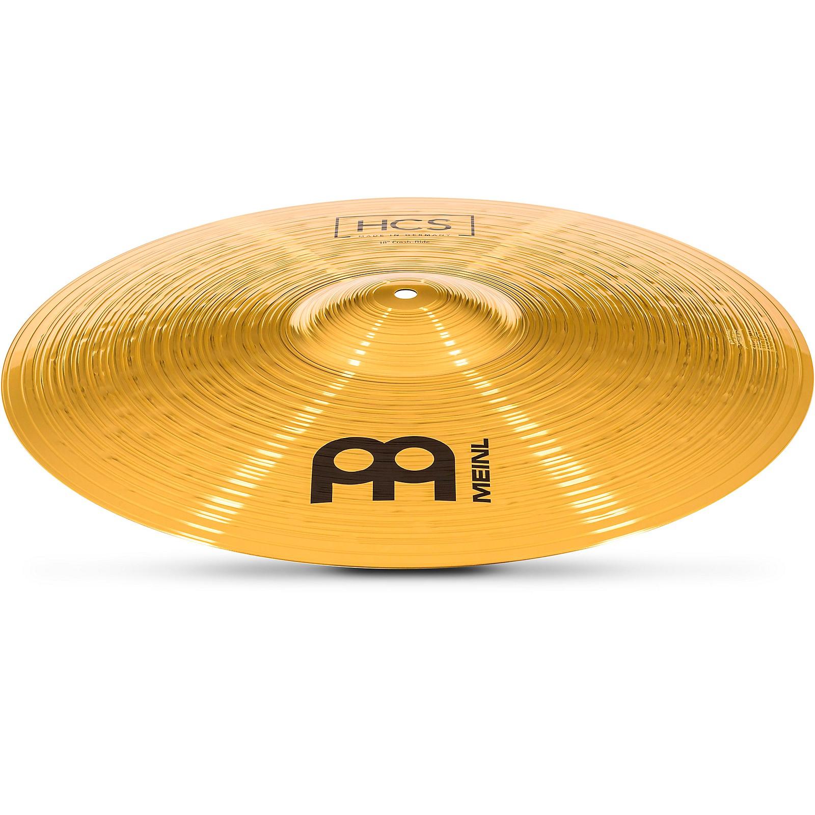Meinl HCS Crash/Ride Cymbal