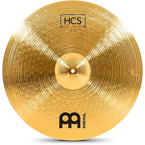 Meinl HCS Ride Cymbal 22 in.
