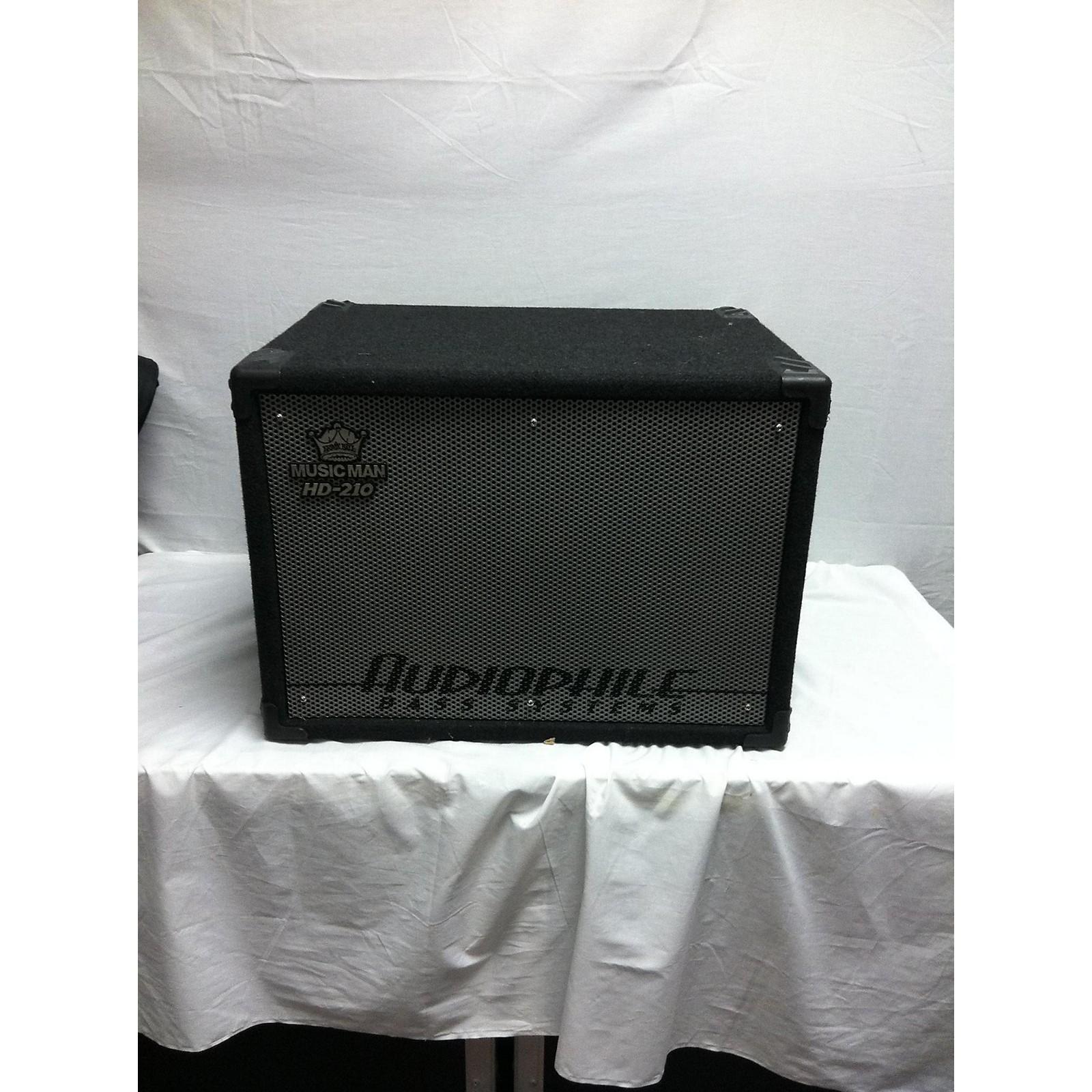 Ernie Ball Music Man HD-210 Bass Cabinet