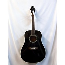 Crafter Guitars HD-24/BK Acoustic Guitar