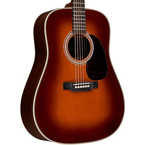 Martin HD-28 Standard Dreadnought Acoustic Guitar Amber Burst