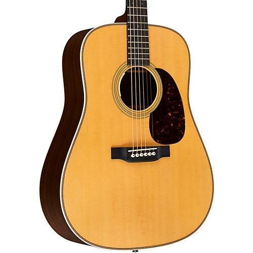 Martin HD-28E-Z Standard Dreadnought Acoustic-Electric Guitar