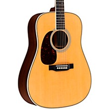 Martin HD-35 Left-Handed Dreadnought Acoustic Guitar