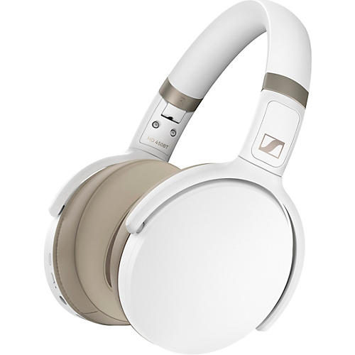 Sennheiser HD 450BT Wireless Headphones Condition 1 - Mint White