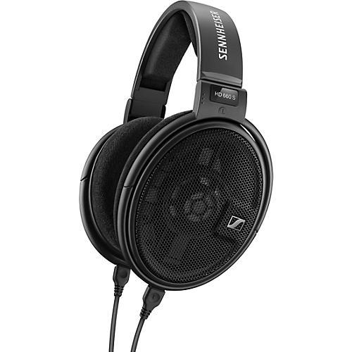 Sennheiser HD 660 S Binaural Recording Headset Condition 1 - Mint Black/Grey