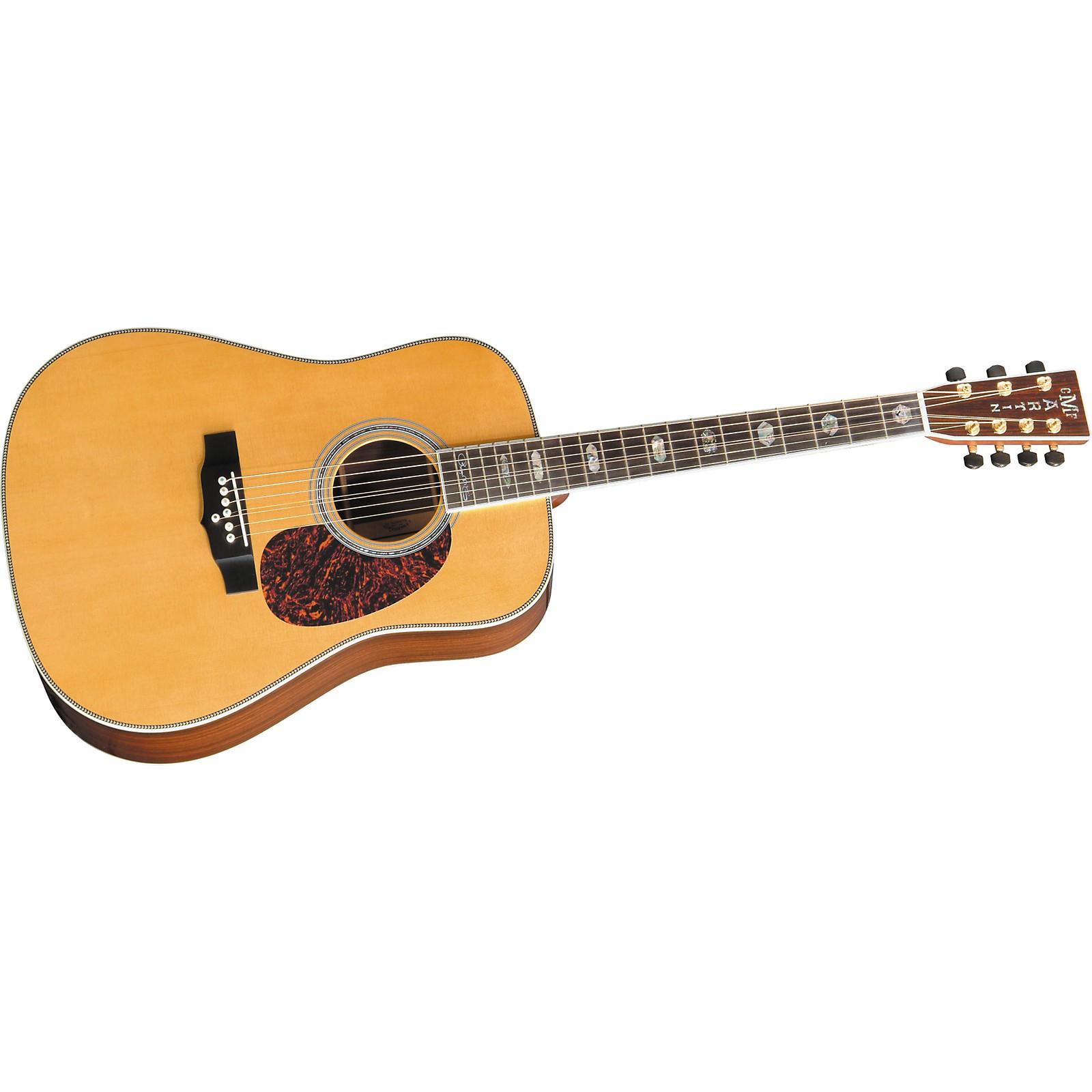Martin HD-7 Roger McGuinn Acoustic Guitar