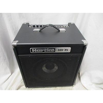 Hartke HD 75 Bass Combo Amp