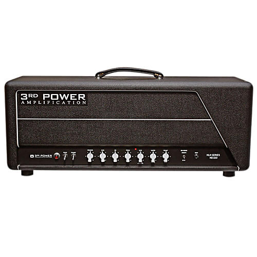 3rd Power Amps HD100 Handwired 100W Tube Guitar Amp Head
