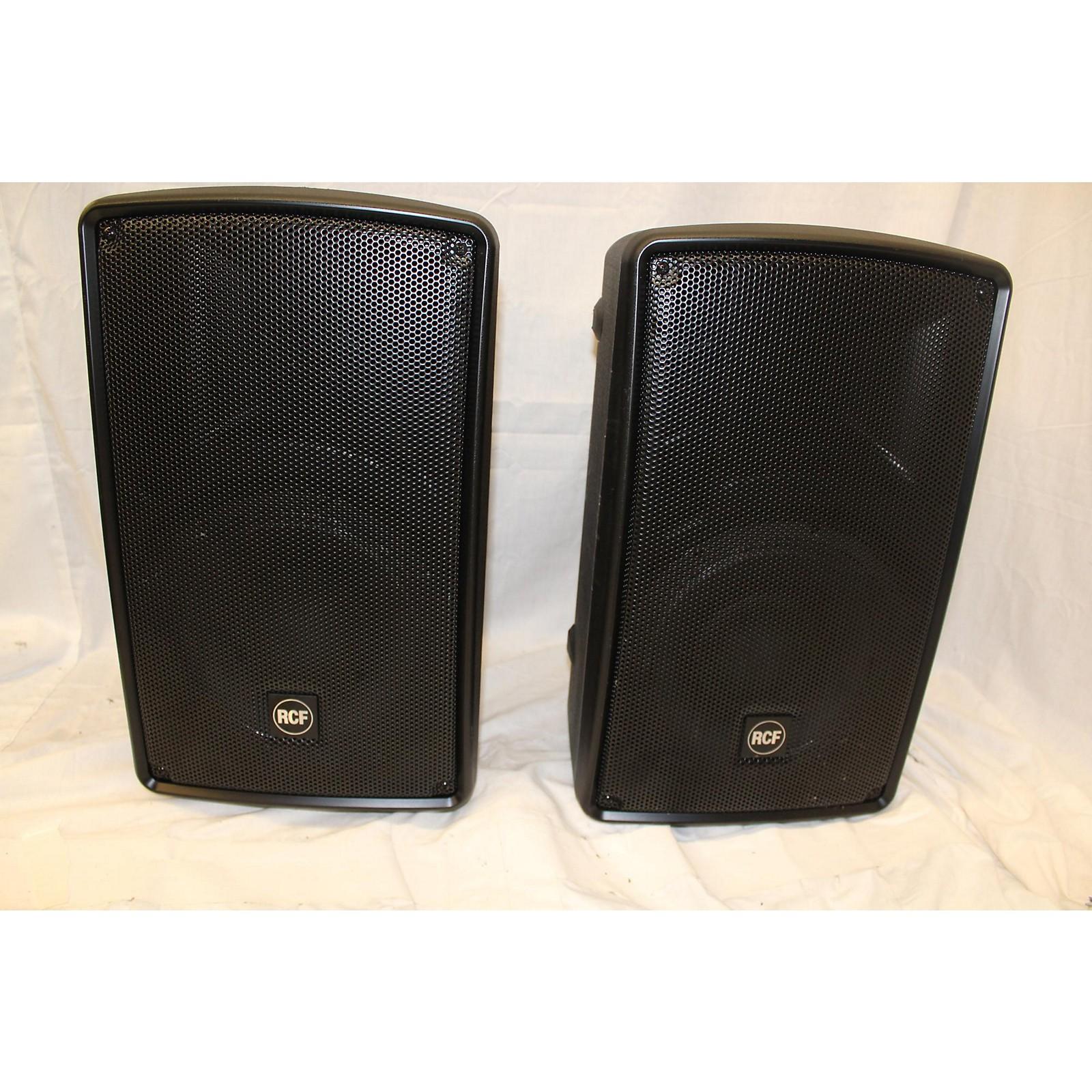RCF HD10A PAIR Powered Speaker