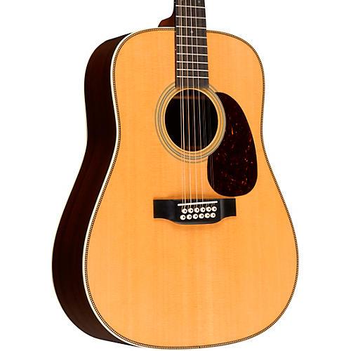 Martin HD12-28 Standard 12-String Dreadnought Acoustic Guitar Aged Toner