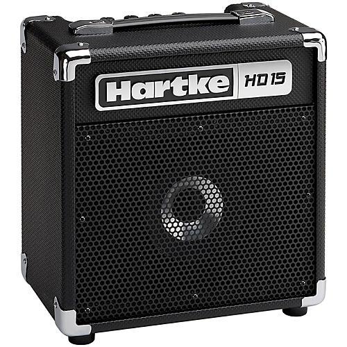hartke hd15 15w bass combo amp musician 39 s friend. Black Bedroom Furniture Sets. Home Design Ideas