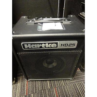 Hartke HD25 Bass Combo Amp