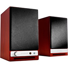 HD3 Wireless Compact Speakers Cherry