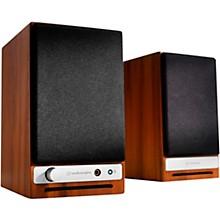 HD3 Wireless Compact Speakers Walnut