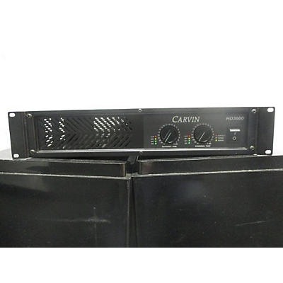 Carvin HD3000 Power Amp