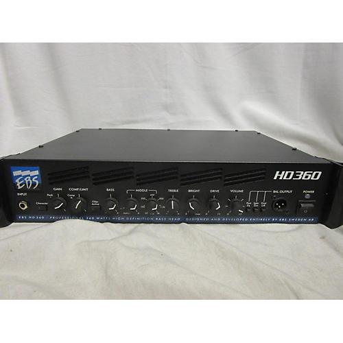 HD360 360W Bass Amp Head