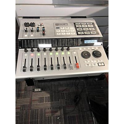 Zoom HD8 MultiTrack Recorder