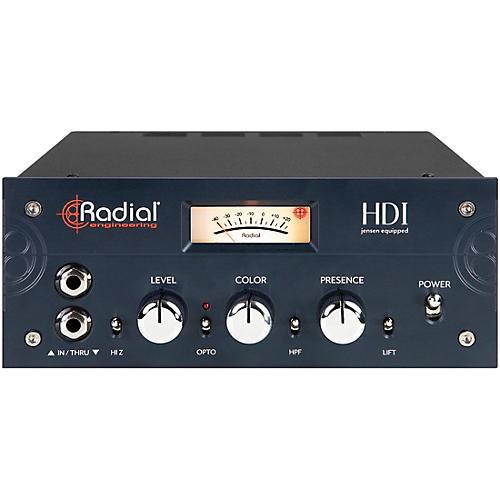 Radial Engineering HDI High Definition Studio Direct Box
