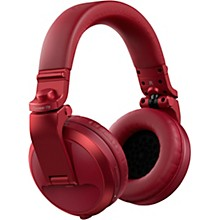 Open BoxPioneer HDJ-X5BT Over-Ear DJ Headphones with Bluetooth