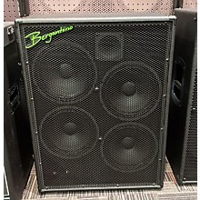 Bergantino HDN410 Bass Cabinet