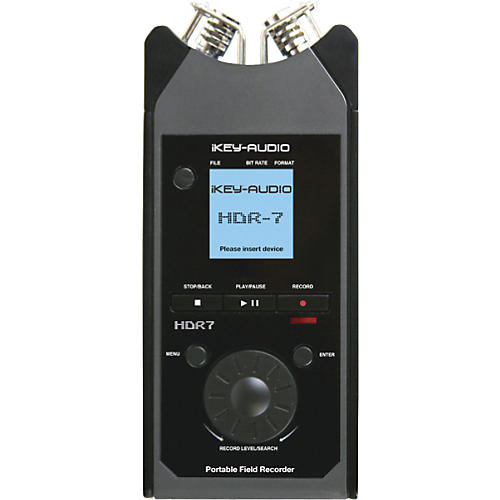 IKEY HDR-7 Portable Field Recorder