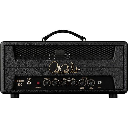 PRS HDRX 100 Watt Guitar Amp Head Black